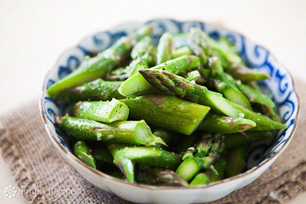 Asparagus Recipe on SimplyRecipes.com