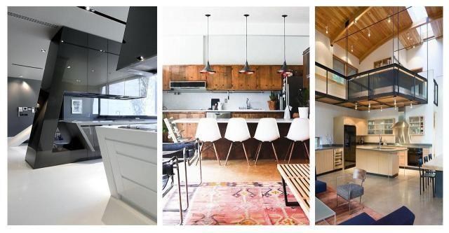 Urządzamy kuchnię: top 9 najciekawszych pomysłów #KUCHNIA #POMYSŁY #PORADY #INSPIRACJE