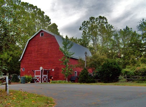 Panoramio - Photo of Old Barn - Bowling Green