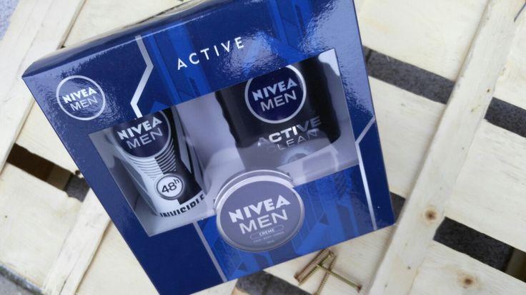 Vyhrajte darček pod stromček: Nivea Men Active Clean! (zbieraj bonusové body a zvýš svoju šancu vyhrať!) | vyhraj tu: http://bit.ly/SutazNiveaMen #sutaz #vyhraj #esutaze