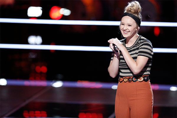 Local girl with the golden voice: A Q&A with Kristine and Addison Agen