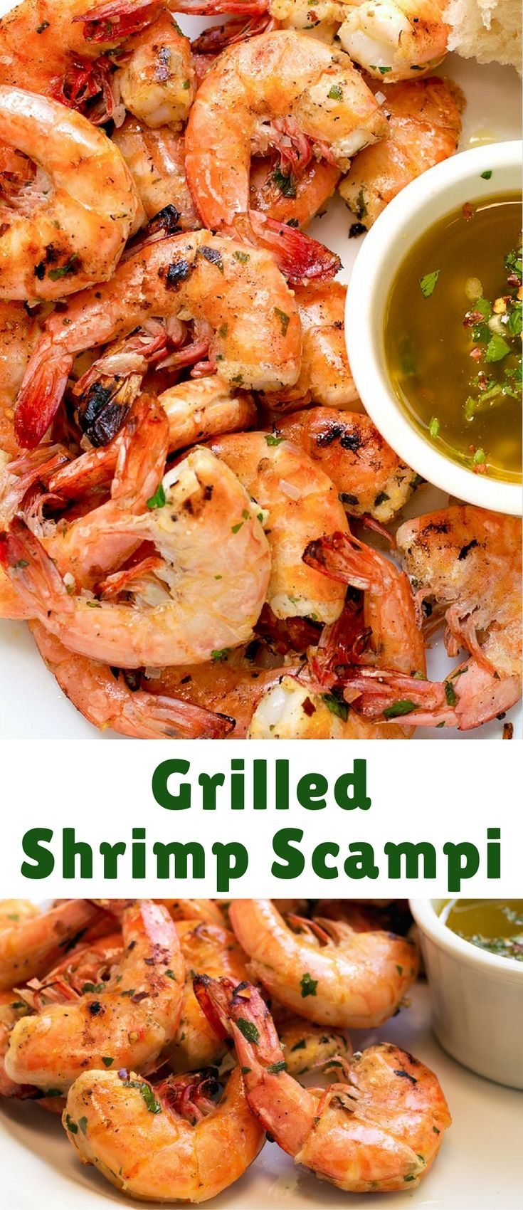 Lightly-charred shells gave way to luscious, marinated shrimp, served with warm,…