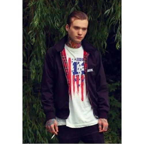Norvine Harrington Jacket. Buy @ http://thehubmarketplace.com/index.php?route=product/product&product_id=1041