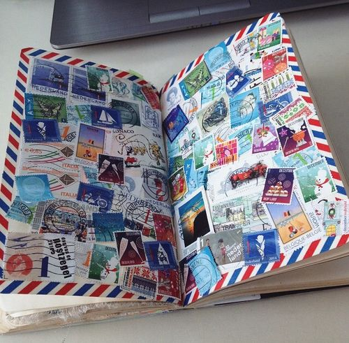 Wreck this journal ideas