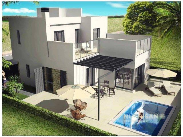 Villas exclusivas situadas en Roda Golf San Javier Murcia Costa Cálida…