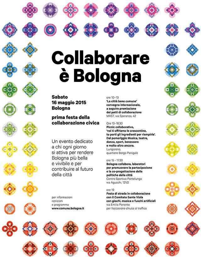 16 maggio h 10 Collaborare è Bologna (info click foto)
