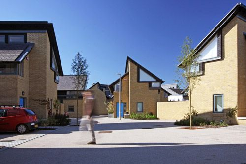 Housing At Newhall, Harlow
