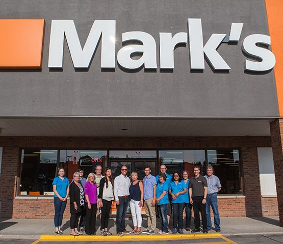 MARK'S – A Brand That Strives For WOW!