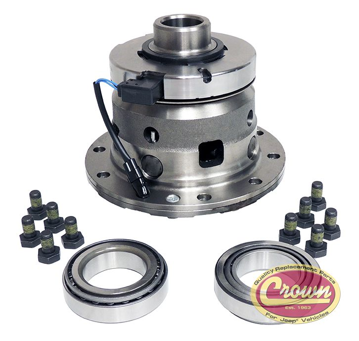 Differential Case Assembly Replaces Part 68017176aa Fits