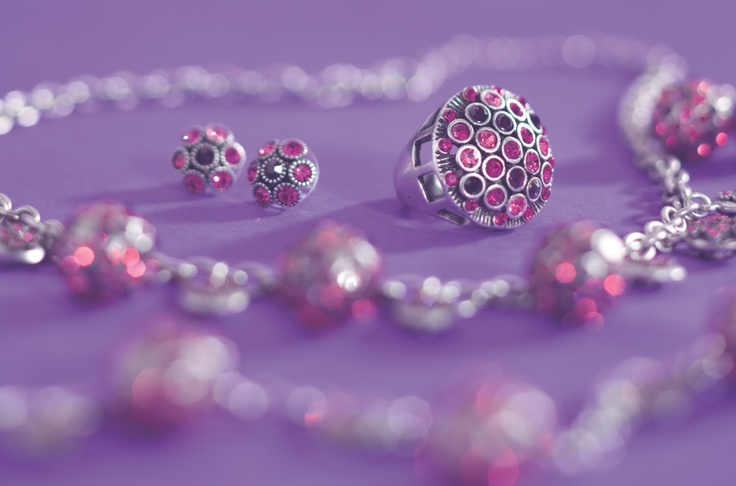 "https://tammiknott.graceadele.us/GraceAdele/Buy/ProductDetails/11067  Grace Adele's ""Bauble"" collection beams in purple"