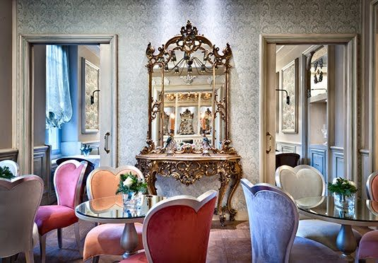 A stunning five-star stay at a flamboyant hotel in Milan, with a welcome cocktail and dining discount