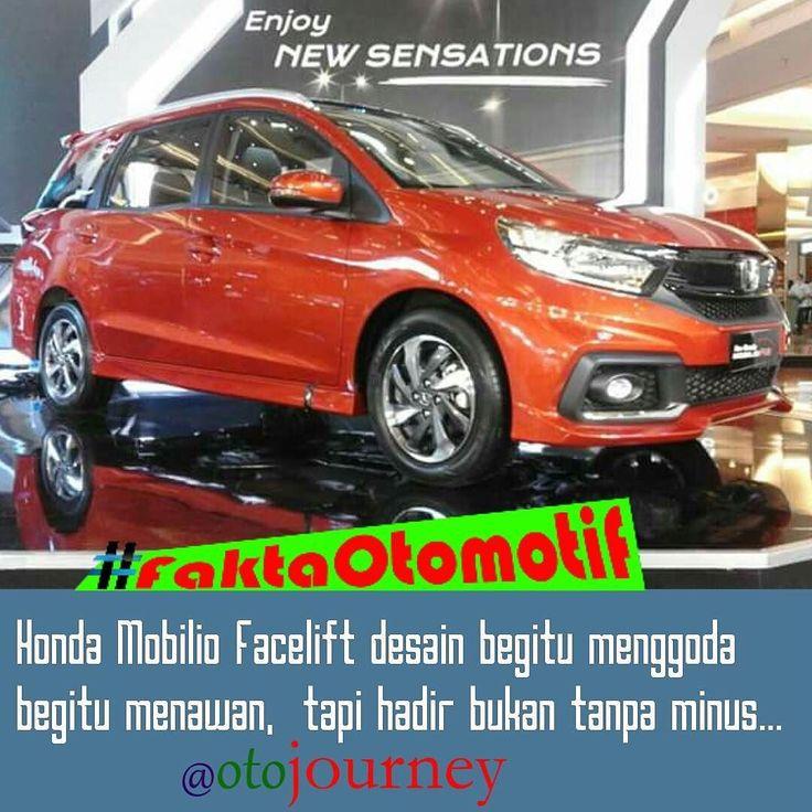 #Honda #MobilioRS #hondamobilio tampilannya keren bgt
