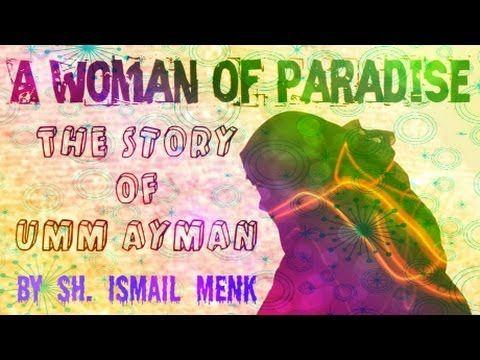 A women of Jannah (emotinal): Mufti Ismail Musa Menk