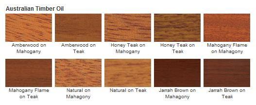 Australian Timber Oil Colors 43400 Box Cabot Australian