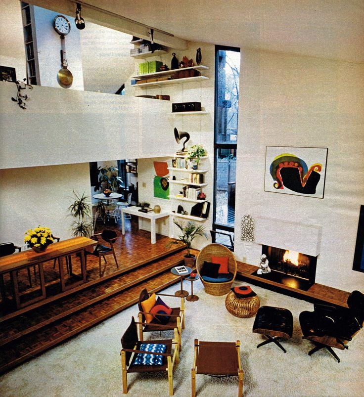 dtxmcclain Living room 1975