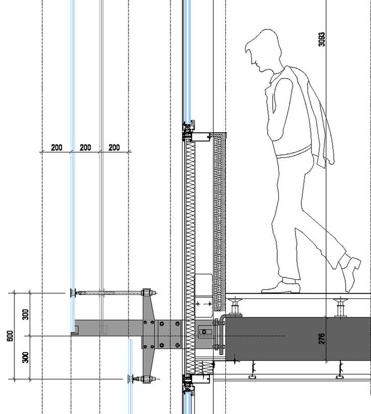 Glass Curtain Wall Details : Best images about detail architecture on pinterest