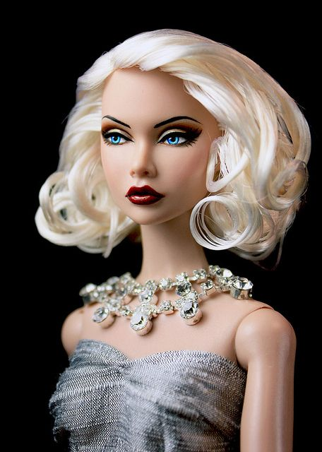 Fashion Royalty Poppy Parker Repaint | Flickr - Photo Sharing!