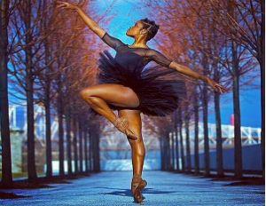 LEAP OF FAITH: HOW A TEEN BALLERINA LANDED DREAM JOB AT DANCE THEATRE OF HARLEM
