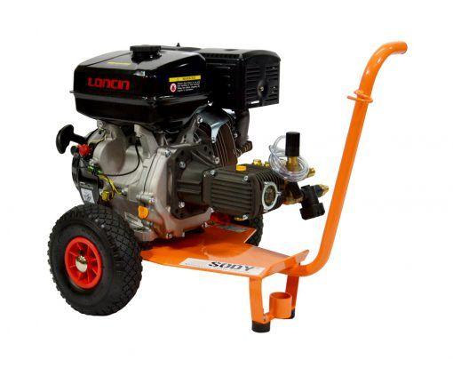 Nettoyeur haute pression 2101660L | 250 bar – 900 L/h – Déstockage
