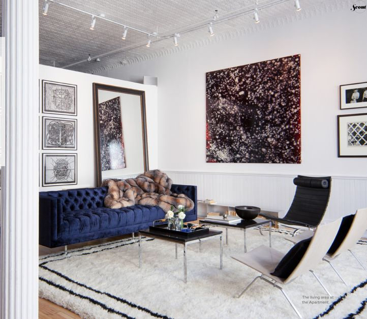 Apartment Shopper: Lonny Magazine- Features Shopping At Https://www.theline