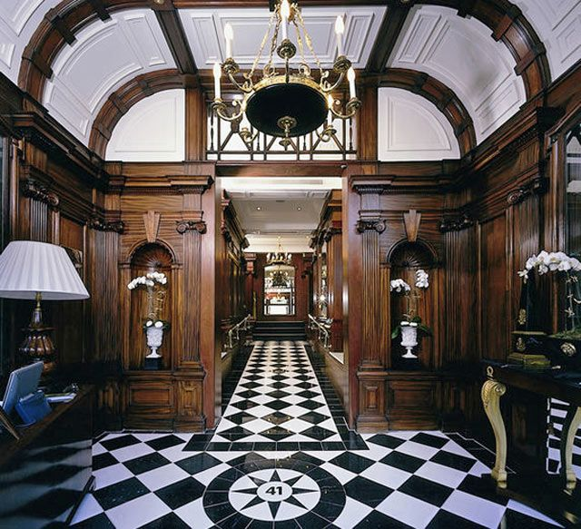 Hotel 41 London, England.  They put the customer in customer service.  This hotel puts all other hotels to shame.  I can't wait to visit someplace else that has a Red Carnation hotel.