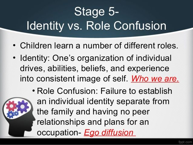 Stage 6-Intimacy vs. Isolation• Age- 19 years to 40 years• Conflict- Intimacy vs. Isolation• Relationship- Friends, Partne...