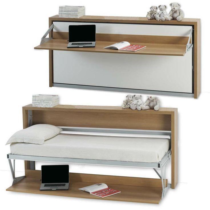 un mini bureau et un mini lit armoire lit bureau 1 personne jokari armoire lit bureau. Black Bedroom Furniture Sets. Home Design Ideas