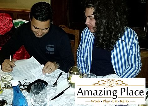 Murder Mystery Team Building in Sandton | The Amazing Place #MurderMystery #Sandton #TeamBuilding