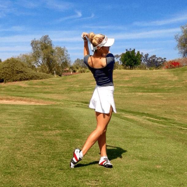 chica SEXY golf - Buscar con Google