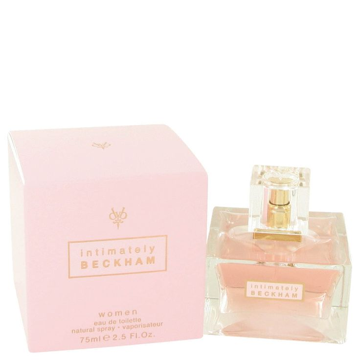 Intimately Beckham Perfume by David Beckham