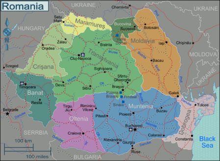 Romania travel guide - Wikitravel