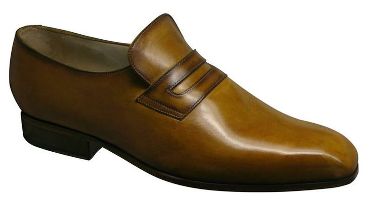 Barbara Chamois de Derville #chaussures #souliers #homme #patine #bespoke #menstyle