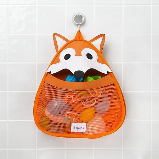 Bath Caddy (Fox) | The Land of Nod – Shopping