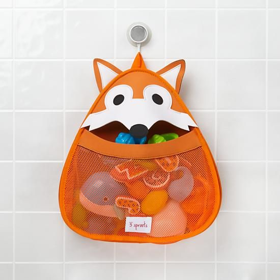 Bath Caddy (Fox) | The Land of Nod