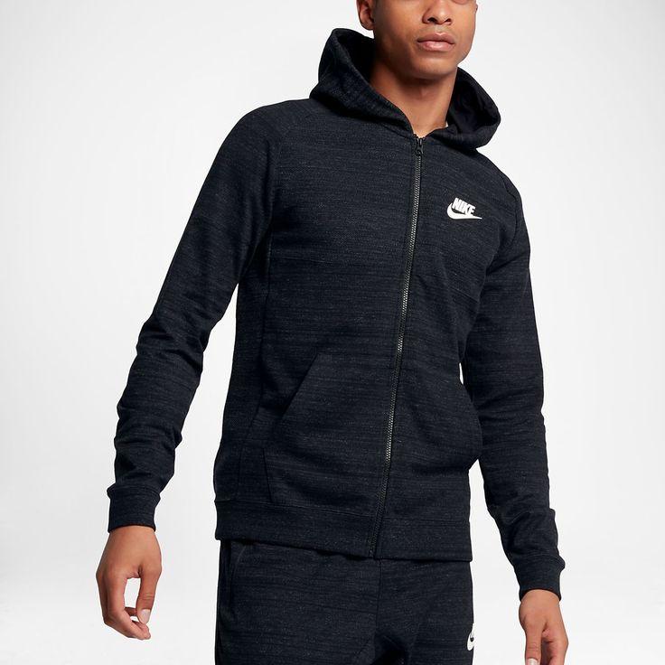 Nike Sportswear Advance 15 Men\u0027s Full-Zip Hoodie