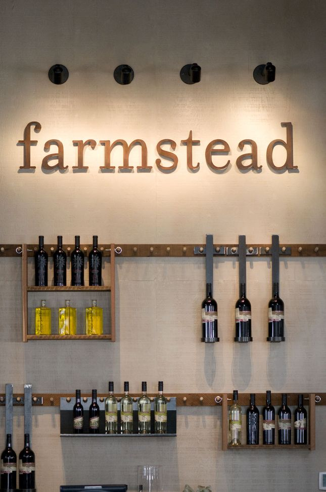 Farmstead Restaurant Interior Design OfficesInterior ArchitectureInterior