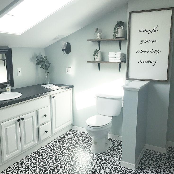 How To Paint Over Bathroom Wall Tile: Best 25+ Stenciled Floor Ideas On Pinterest