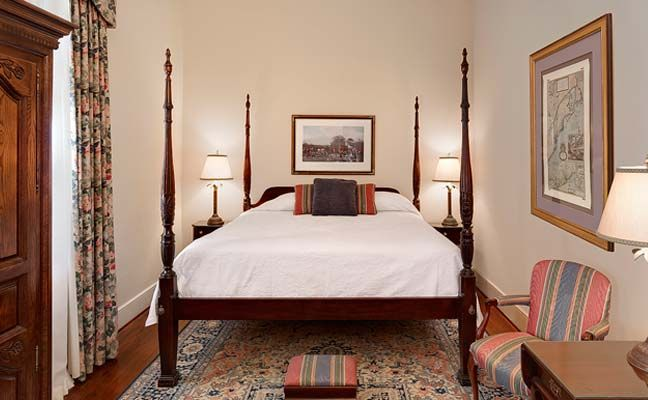 Kings Courtyard Inn | Downtown Charleston Hotel In Historic District