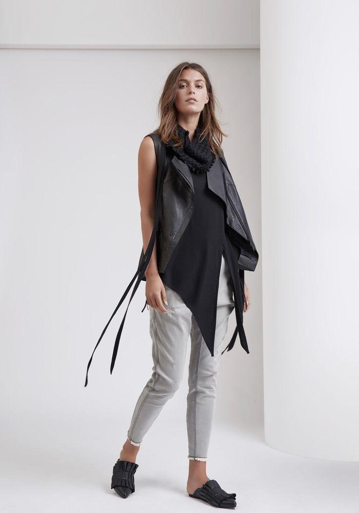 Sally Phillips – Adelaide Fashion Designer - Autumn/Winter 2017