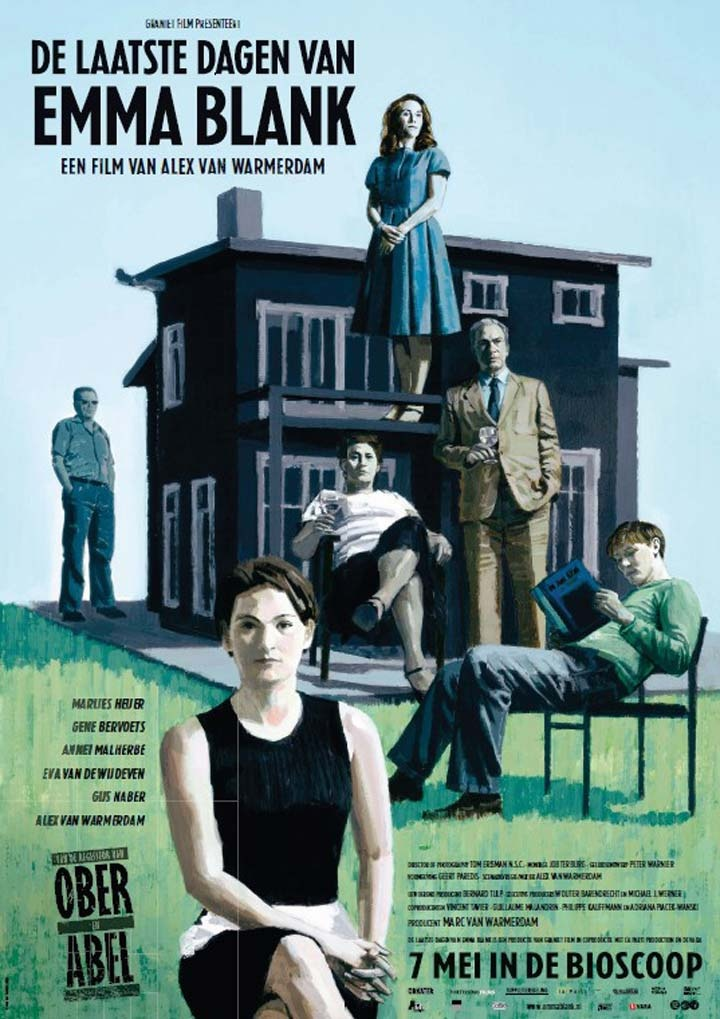 Alex van Warmerdam: The Last Days of Emma Blank movie poster