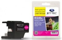 JetTec Brother LC-1240M Magenta Remanufactured Ink The Brother LC-1240M Magenta Remanufactured Ink Cartridge by JetTec - B1240M is a JetTec branded remanufactured printer ink cartridge for Brother printers. They provide OEM style quality printing but  http://www.MightGet.com/february-2017-3/jettec-brother-lc-1240m-magenta-remanufactured-ink.asp