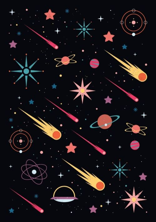 Fly Through Space by Carly Watts