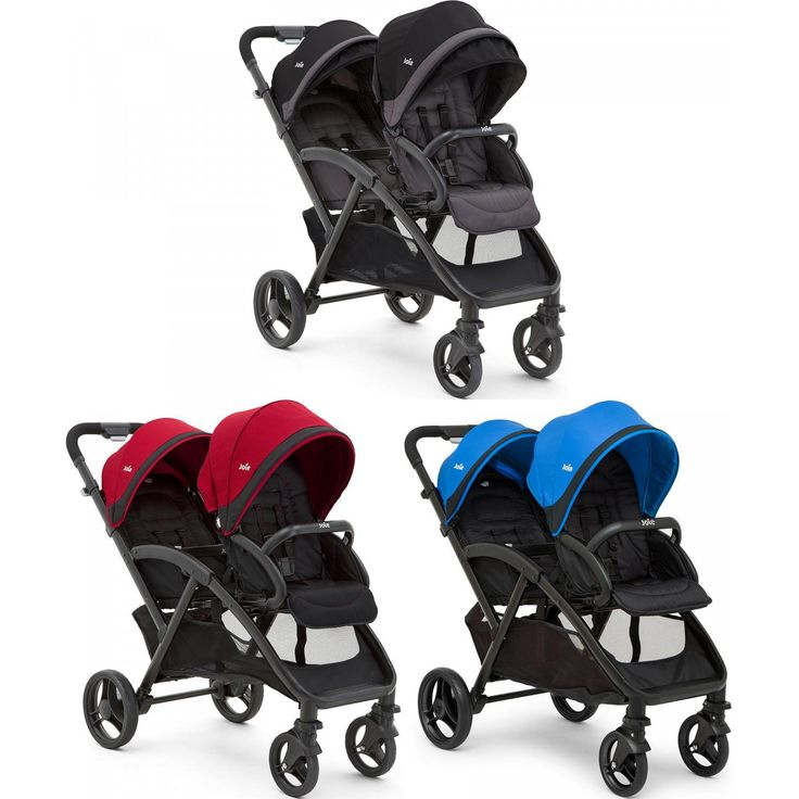 Joie Evalite Duo Twin Stroller