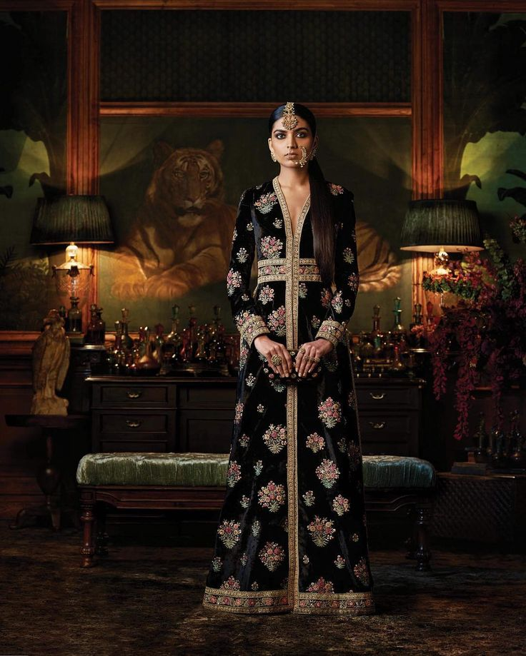 Sabyasachi Mukherjee Couture 2016 'FIRDAUS' collection