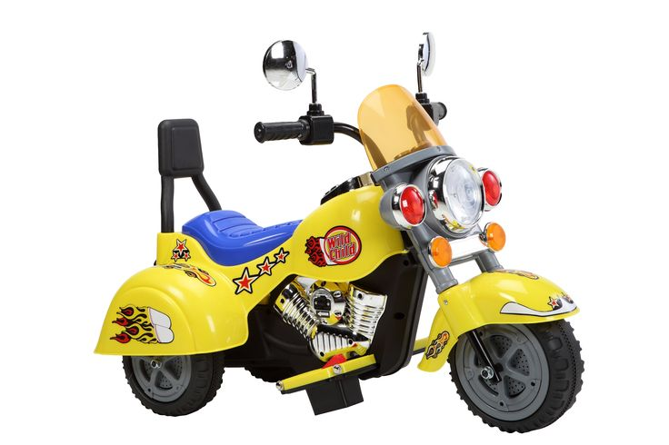 Электромобиль В19 yellow
