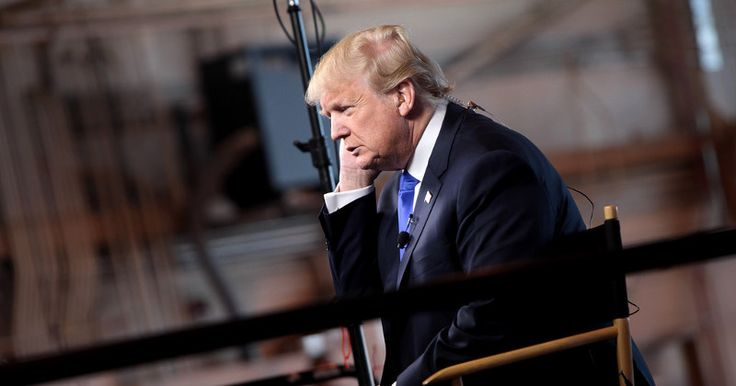 Trump Questions Why DNC Won?t Allow FBI Access To Severs: ?What Is Going On??