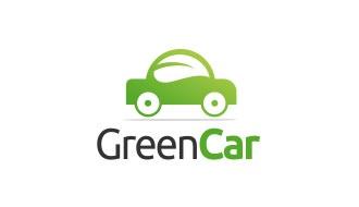 GreenCar Logo @ GraphicDesignBlog.Org