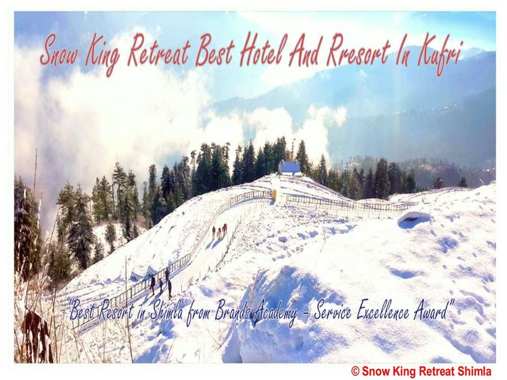 Snow King Retreat Shimla (Kufri ) offer online booking service with attractive rates and discounts.Snow King Retreat is perfect gateway for the discerning adventurer offering a #magical and #unforgettable #experience in the #mountains. #snow #hotels #conference #hall #shimla