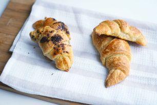 Croissanter med speltmel