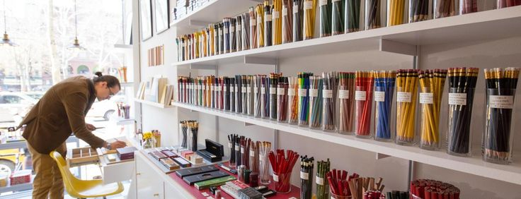 CW Pencil Enterprise is one of The 13 Best Paper and Office Supplies Stores in New York City.
